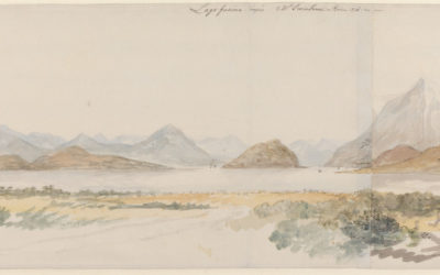 Lago Fucino – Charles Gore