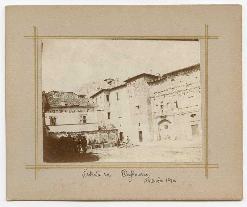 Entrata in Tagliacozzo