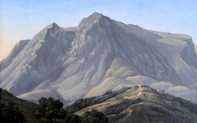 Il Monte Velino negli Abruzzi – Lancelot-Théodore Turpin de Crissé