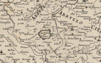 Regno di Napoli nuovamente descritto – Giacomo Cantelli da Vignola