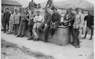 I marinai catturati ad Ancona nel Campo di Concentramento di Avezzano
