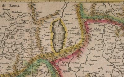 Abruzzo et Terra Di Lavoro – Gerhard Mercator