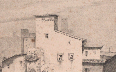 La casa del cardinale Mazzarino a Pescina – Julien-Michel Gué