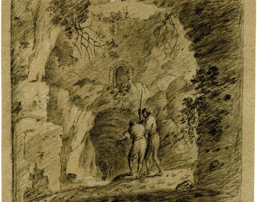 Entrata nel Cunicolo – Richard Wilson (attribuito)