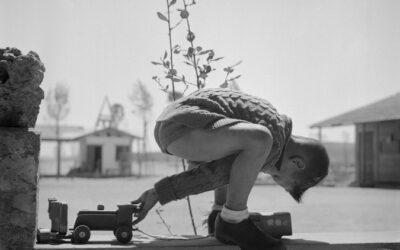 L'Abruzzo del dopoguerra negli scatti di Werner Bischof