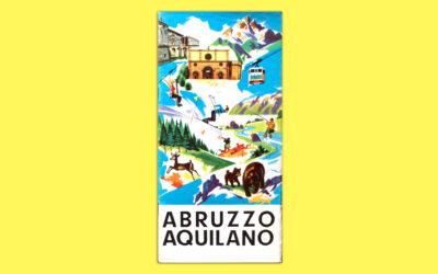 Depliant Turistico Abruzzo Aquilano