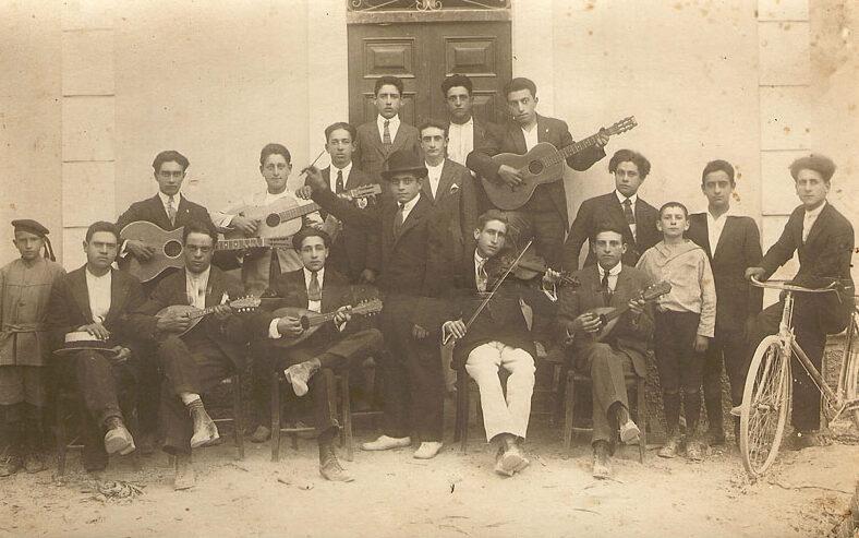 La storia di Collelongo in un archivio fotografico digitale