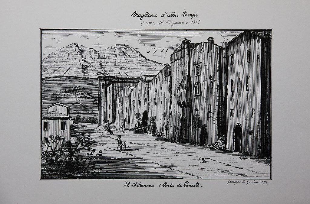 Il lampione antico, le novelle della Vecchia Magliano di Pietro Luce