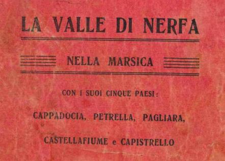 La Valle Di Nerfa – Rupe Di Gerifalco
