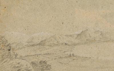 Dal British Museum un panorama inedito del Lago del Fucino