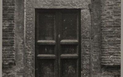 Portale della Chiesa di Santa Vittoria a Carsoli