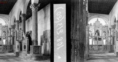 Alba Fucens – Chiesa di San Pietro (Interno)