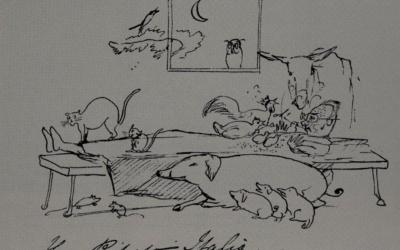 Il riposo in Italia – Prima notte ad Avezzano – Edward Lear