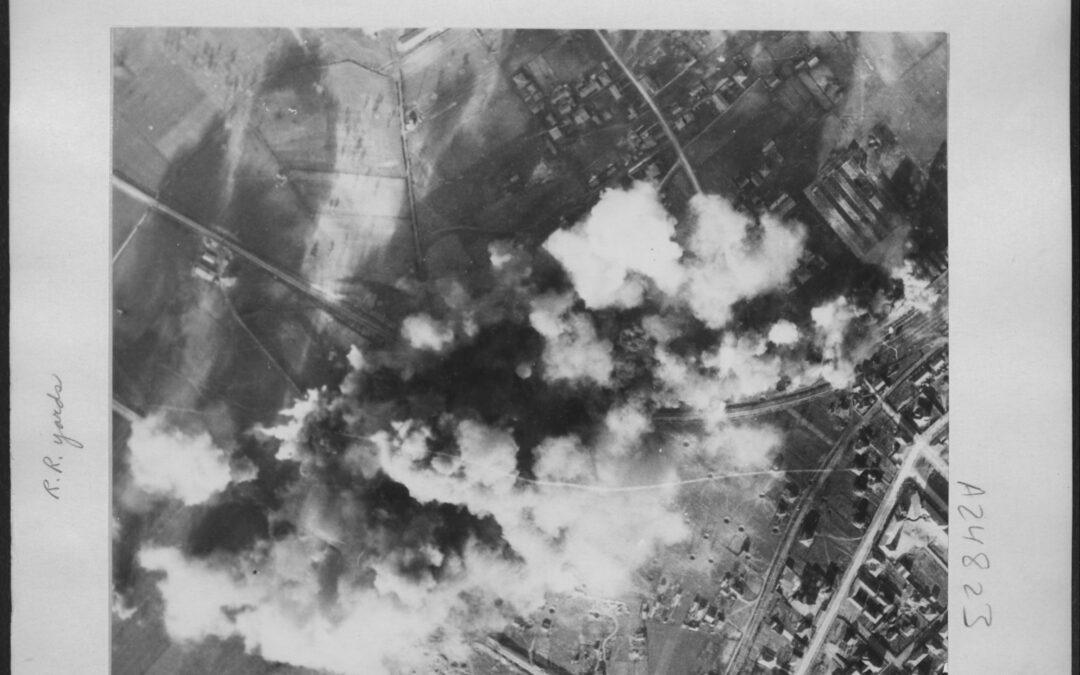 I bombardamenti di Avezzano del 1944