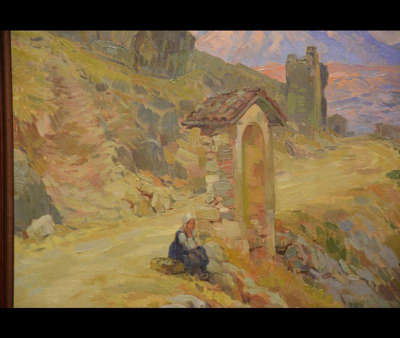 Monte Velino da Tagliacozzo – Filippo Anivitti